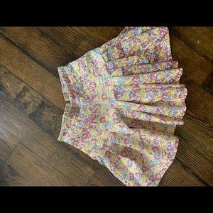 Zac Posen for Target pleated skirt!